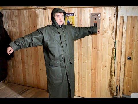 Плащ от дождя для рыбалки и охоты Nordman Aqua Plus