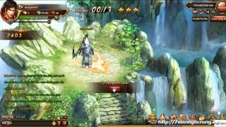 Hầu Vương Online trên Zingme