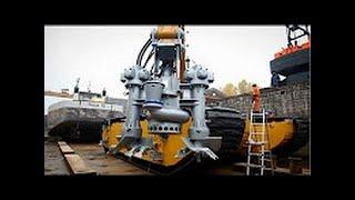 Уникальная тяжелая техника. Мегамашины 2017 (HD)
