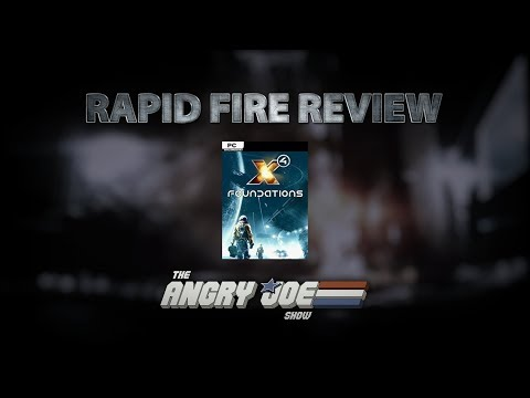 X4: Foundations Rapid Fire Review