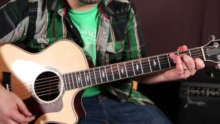 The Beatles - Can't Buy Me Love - Chords and Rhythm - How to Play Easy Acoustic Songs For Guitar