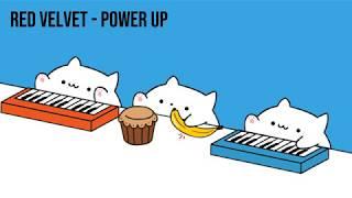 """Bongo Cat   Red Velvet """"Power Up"""" (K POP)"""