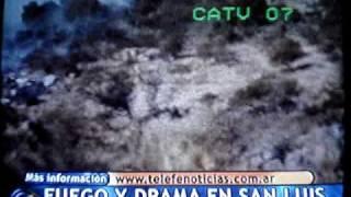 preview picture of video 'Telefe y Canal 9 Bahia Blanca - Comparación del Noticiero (Canal 7 y 59 de Coronel Pringles)'