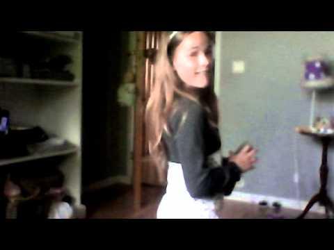 Videoklippet som hör till jessjess O lele inspelat med webbkamera den  5 juni 2012 03:20