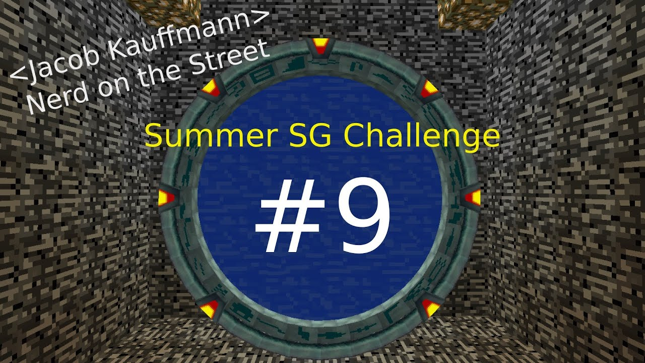 Episode 9 - Summer SG Challenge