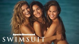 Chrissy Teigen, Nina Agdal & Lily Aldridge Go Bare In The Cook Islands | Sports Illustrated Swimsuit