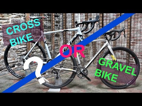 Gravel Bike or Cyclocross Bike