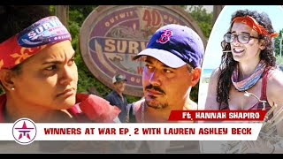 'Survivor: Winners At War' Episode 2 Recap   Surviving Survivor