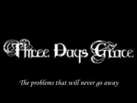 Overrated - Three Days Grace - With Lyrics