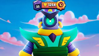 Picture of a band or musician: Brawl Stars Rico