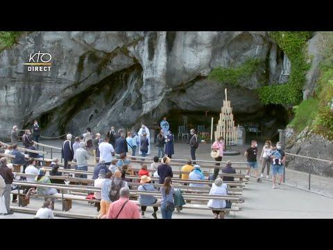 Messe à Lourdes du 20 Juin 2020