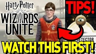 BEST TIPS And TRICKS For HARRY POTTER WIZARDS UNITE!