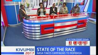 State of the race : Have the presidential candidates articulated key issues facing Kenyans part 2