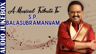 A Musical Tribute To S.P. Balasubramanyam | Bollywood Songs | Evergreen Hindi Songs | 90's Hit Song