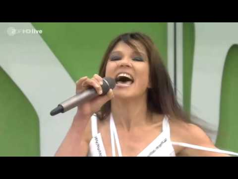 Ruslana - Wild Dances | ZDF-Fernsehgarten, Germany 15.05.2016