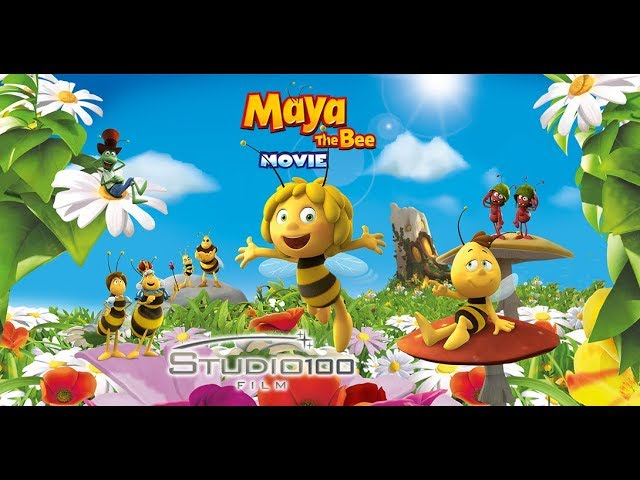 Maya the Bee CGI Movie Official Trailer