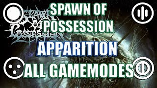 Spawn of Possession - Apparition in ALL GAMEMODES - osu!