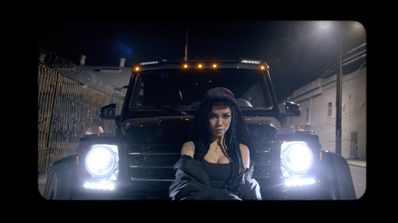 Jhené Aiko - One Way St. Ft. Ab-Soul   (Official Music Video)