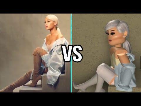 I Copied Ariana Grande...