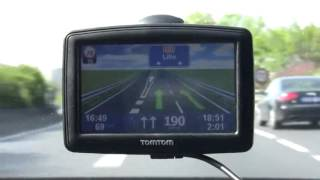 Test Tomtom XL IQ Routes Edition²