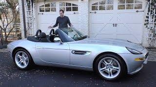 Вот почему BMW Z8 стоит $200 000