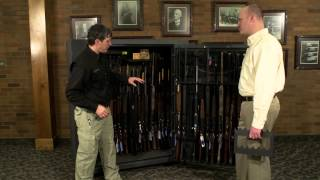 Browning's Extra-Wide Gun Safes