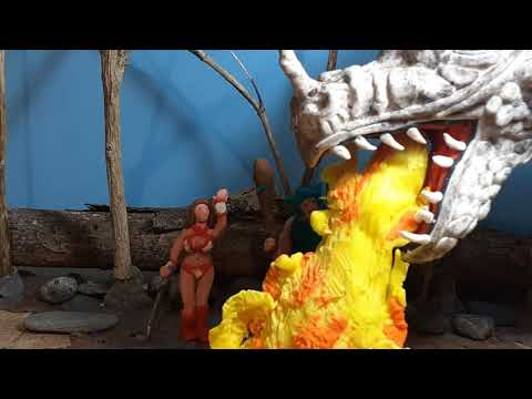 Golden Axe Clay Animation