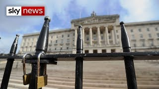 Northern Ireland goes 2.5 years without government