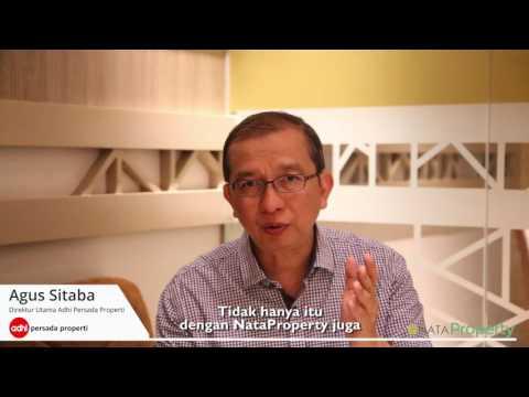 Agus Sitaba - Direktur Utama Adhi Persada Properti