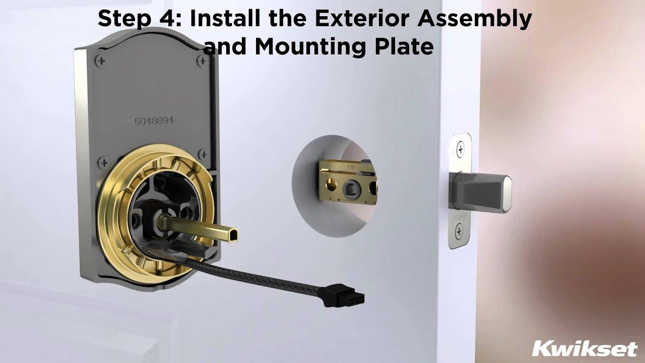 Installing the Kwikset SmartCode 914 with Zigbee
