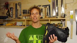 Splitboard boots and crampons, Spline split science, ep #7 & 8