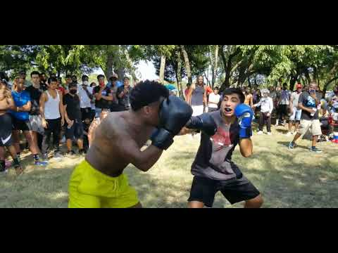 """STREET BOXER"" OR ""SKILLED BOXER"" (who wins)"