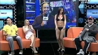 Mariazel en bikini
