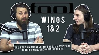 TOOL Wings 1 & 2  Pastor Reaction  Most Requested