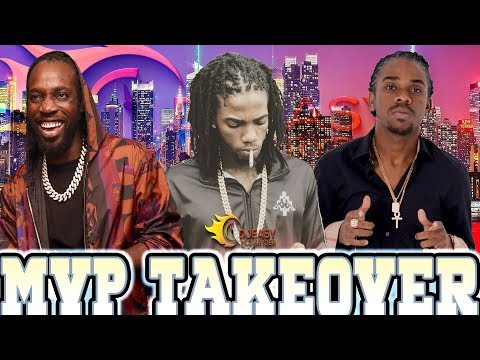 NEW DANCEHALL MIX 2018 MAVADO ALKALINE JAHMIEL (MVP TAKEOVER) MIX BY DJEASY