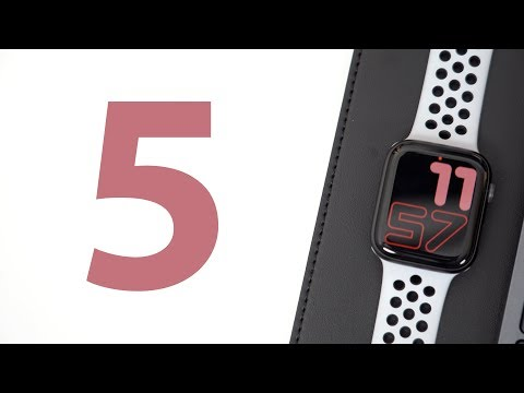 Apple Watch Series 5: What's New?