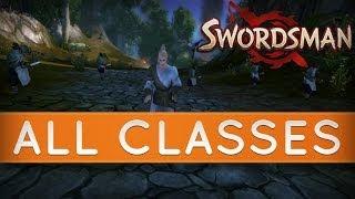 Swordsman All Classes
