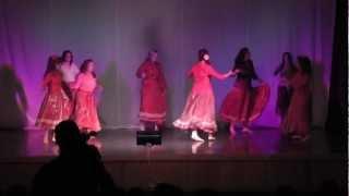 Bujka - cigány tánc 2011.