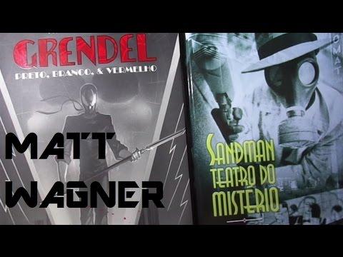 MATT WAGNER - GRENDEL E SANDMAN