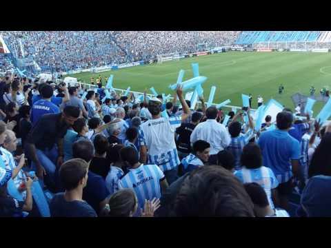 """""""Viendo el recibimiento del dkno de america. Sin palabras"""" Barra: La Inimitable • Club: Atlético Tucumán • País: Argentina"""