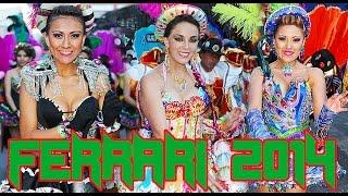 preview picture of video 'Carnaval de Oruro 2014, Ferrari Ghezzi morenada'