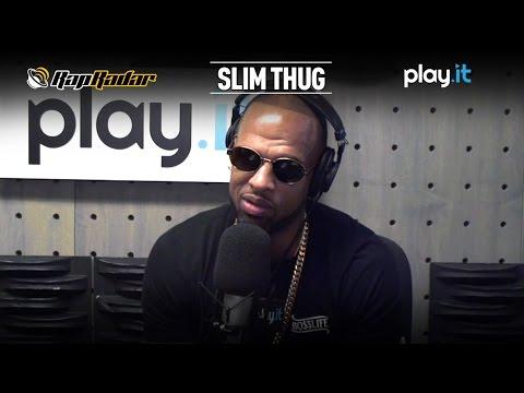 Slim Thug On Beyoncè - Rap Radar