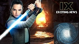 Star Wars Episode 9 Exciting News! Unknown Territories & More!