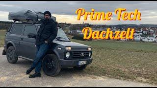 #1 Prime Tech Dachzelt auf Lada Niva