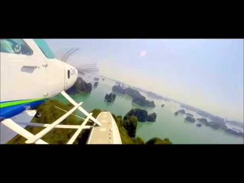 Halong bay Sightseeing Flight with Seaplane