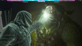 [HD] Middle Earth Shadow Of War Gameplay - After Dark Lord Defeated
