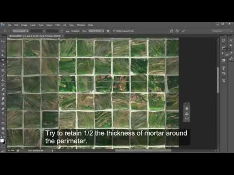 Creating Tiles With Photoshop For Mosaic Walls Amp Tiles Or