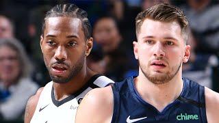 Dallas Mavericks vs LA Clippers Full Game Highlights | January 21, 2019-20 NBA Season