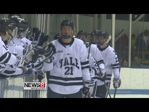 "Yale's Keith Allain: ""John Hayden is the best captain I've ever had"""