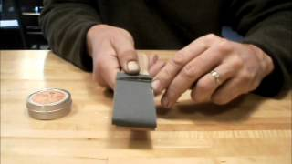 How To Sharpen A Woodcarving Knife
